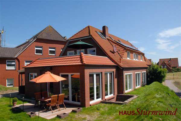 Haus Sturmwind Baltrum